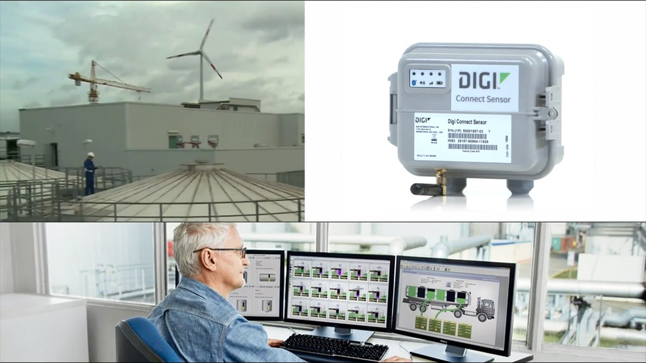Endress+Hauser's Chooses Digi Cellular Gateway for Wireless Connectivity
