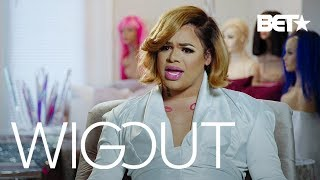 Things Go From Bad To Worse As Cliff Vmir Hosts His Lace Wig Class Ep. 3 | Wig Out
