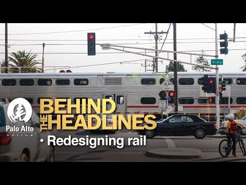 Behind the Headlines - Redesigning Rail