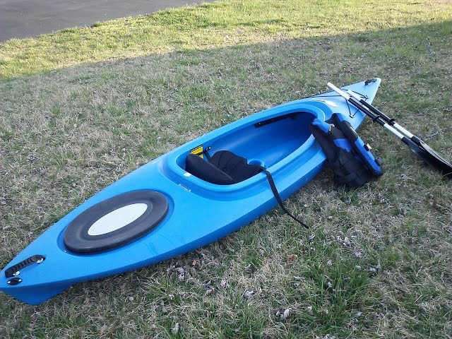 Future Beach Fusion 124 Kayak Review