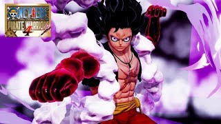 One Piece: Pirate Warriors 4 - Release Date Trailer - PS4/XB1/NSW/PC