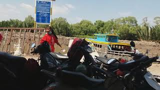 Video   Bến Đò Gia Thuận Lý Nhơn   Mùng 5 Tết 4   Travel