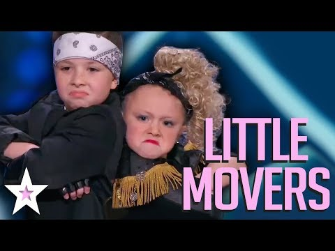 AMAZING KID DANCERS From Across The World! | Kids Talent Global