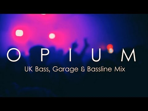 UK Bass & Bassline Mix - DECEMBER 2017