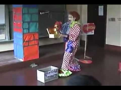 18th National Students Convention Clown Act (1st Place)