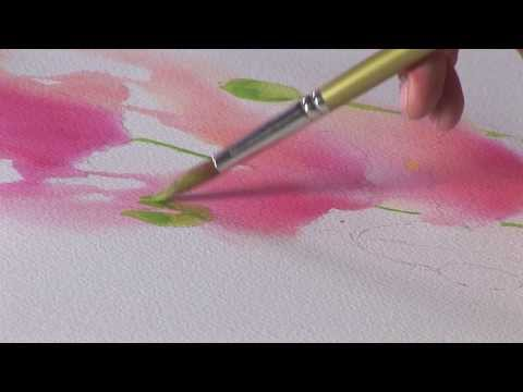 Loose Watercolour Poppies with Joanne Boon Thomas