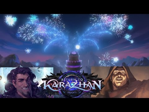The Story of Return to Karazhan [Lore]