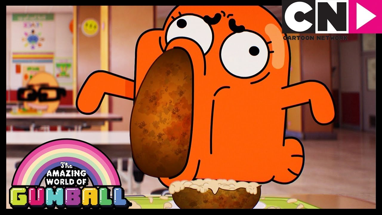 Gumball | Darwin's Potato Diet | The Potato | Cartoon Network