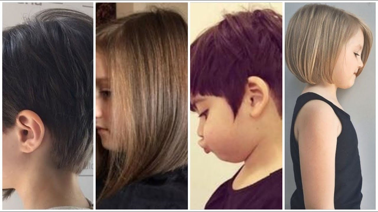Baby girl hair cutting... Stylish and latest hair cutting for baby girls