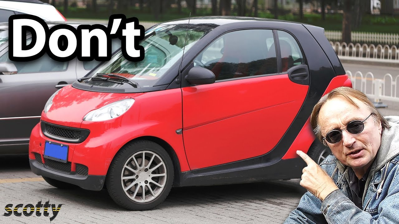 Why It's Dumb to Buy a Smart Car | Scotty Kilmer - YouTube