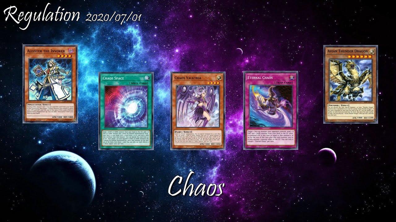 【遊戯王ADS】「カオス」+「サンダー・ドラゴン」/「Chaos」+「Thunder Dragon」【ygopro】