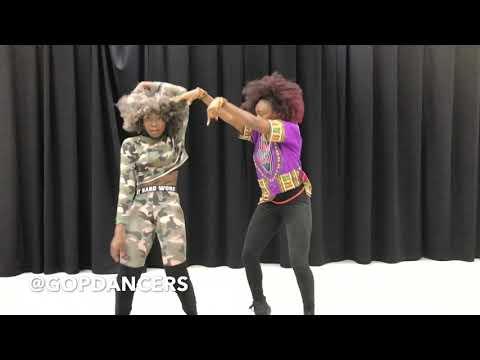 Yemi Alade - Go Down (GOP DANCERS)
