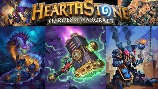 Hearthstone Odd Warrior Can We Make Legend part 2?
