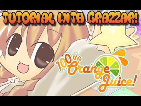 100% Orange Juice - Tutorial For Beginners