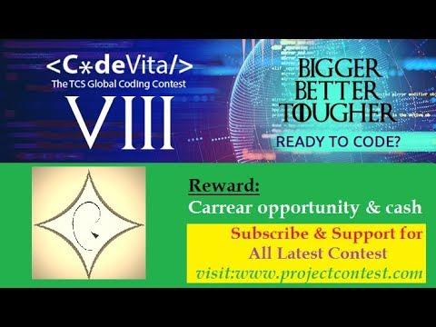 TCS Codevita Season 8- 2019