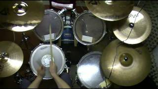 Bad Religion -  Pride and the pallor (drum cover)