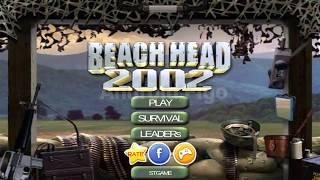 Beach Head 2002 gameplay