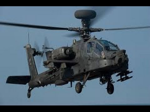 Attack Helicopter - Boeing AH 64 Apache - Documentary 2016