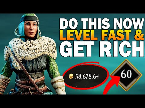 Do This NOW In New World To Make Money Easy \u0026 Level Fast
