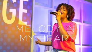 """Christ Embassy Moments of Worship with Jennel DiVine, singing """"MELODY IN MY HEART"""" by T-Sharp"""