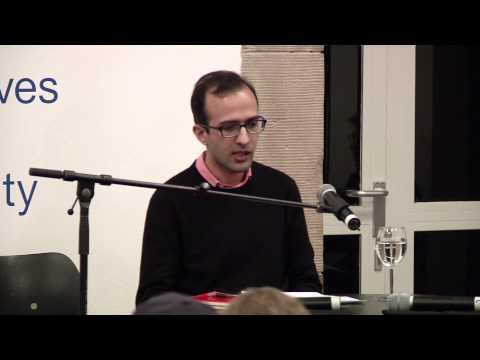 6 Symposium: Speculations on Anonymous Materials - Reza Negarestani