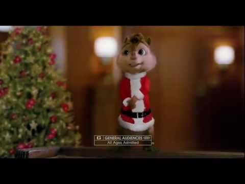 Alvin And The Chipmunks 3 Chipwrecked (christmas Trailer released 12/9/11)