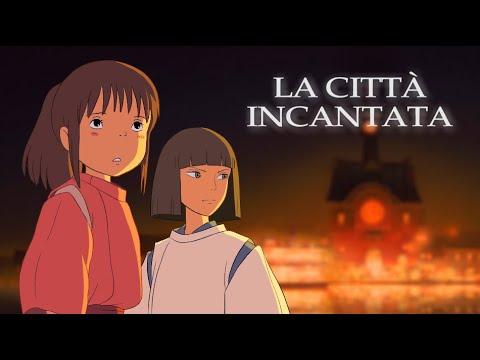 La Città Incantata 🏯 Trailer ITA ⟲  Re - Trailer