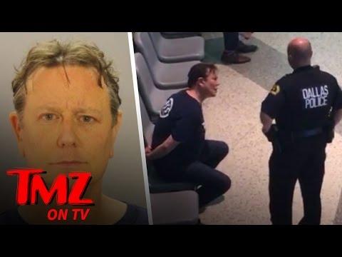 Judge Reinhold's Smug Mug Shot  TMZ TV