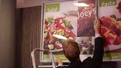 """Joey's Pizza Franchise: """"Mit Joey's - das mach ich!"""""""