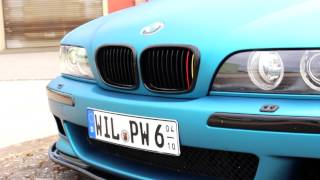 BMW ///M5 E39 | Drift | Sound | Fun