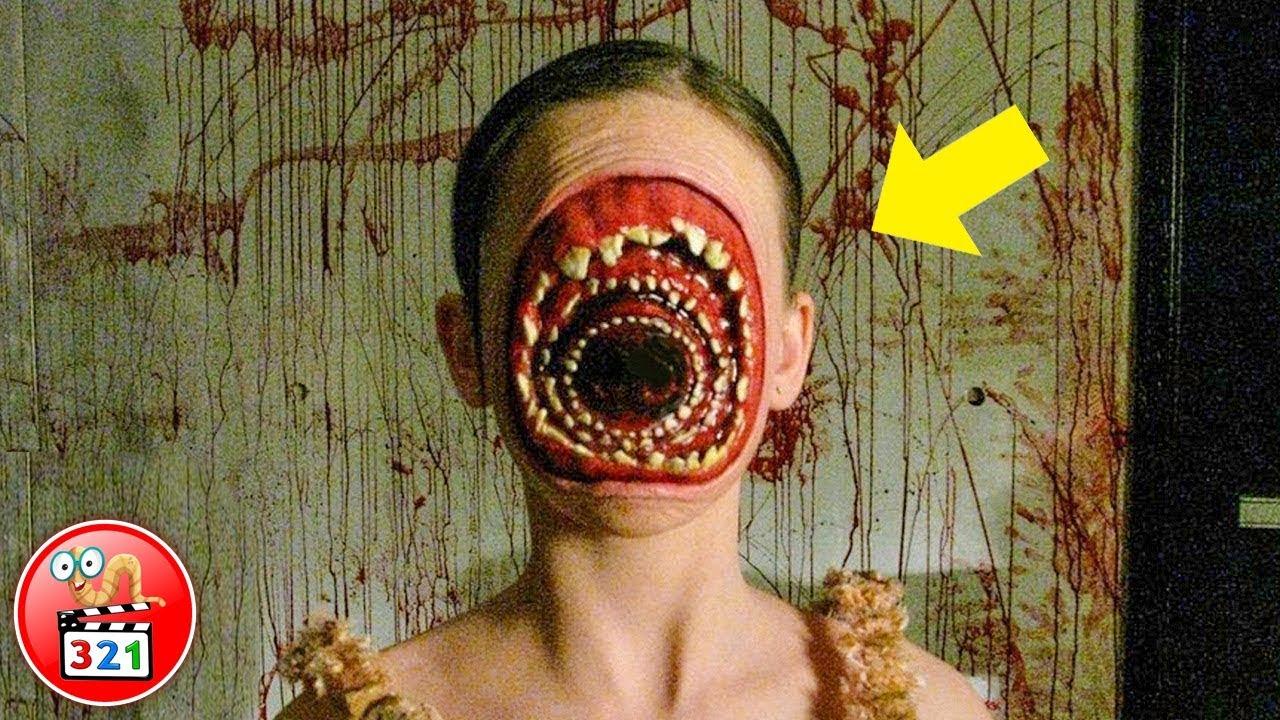 8 Con Quái Vật Gây Ám Ảnh Nhất Trong Phim Kinh Dị | Best Monster In Horror Movies