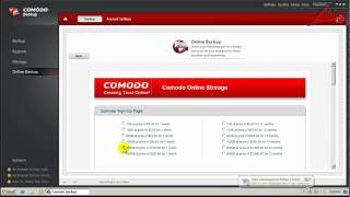 Comodo BackUp 3.0 Build 96 FINAL