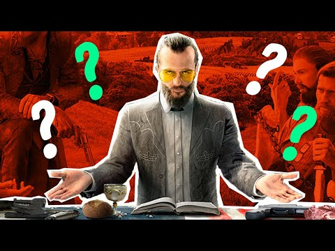 Far Cry 5 Has Us Confused