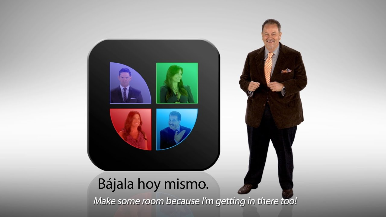univision entretenimiento univision app tv promo youtube. Black Bedroom Furniture Sets. Home Design Ideas