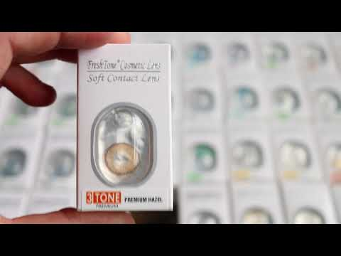 Solotica Dupes FreshTone Color Contact Lenses $14.99 a pair!