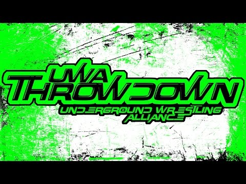 UWA Title Match - Kreigh Folsom vs  Logan Pagel