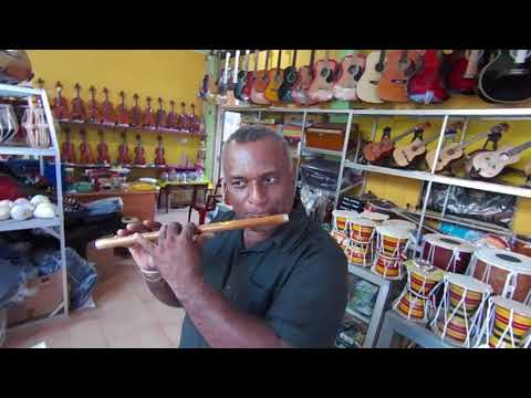 Sri Lanka Music shop and musicman