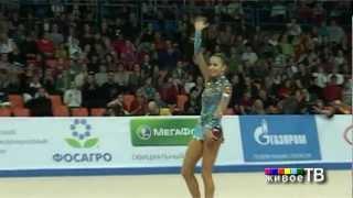 Дарья Дмитриева, мяч