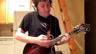 """Railroad Earth - """"Lois Ann"""" mandolin tab"""