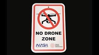 "Los Alamos National Laboratory is a ""No Drone Zone"""