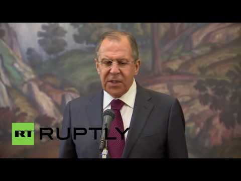 Russia: Lavrov signs deal to support Gazprom Neft in global fuel market