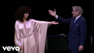 Смотреть клип Tony Bennett & Lady Gaga - Anything Goes