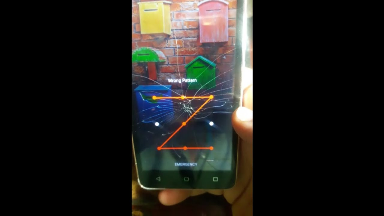 How to open a pattern on a Samsung Sprint phone with a QWERTY keyboard 6