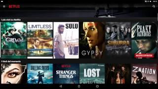 Video Netflix tablet version, navigation and downloads on Shield Android TV download MP3, 3GP, MP4, WEBM, AVI, FLV Desember 2017