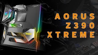 Gigabyte Z390 Aorus Xtreme - gaming la puterea RGB #wasdro #aorus
