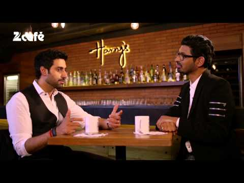 Look Who's Talking With Niranjan - Abhishek Bachchan - Full Episode - Zee Cafe