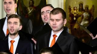 Młodzieżowy chór katedry św. Mikołaja w Białymstoku