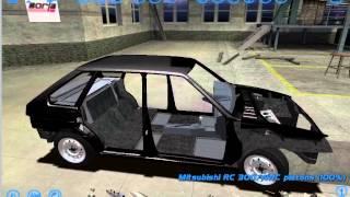 №2 SLRR Бандитка Девятка