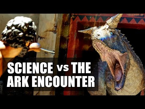 Science vs The Ark Encounter: Episode 1 - An Introduction to Hammonism