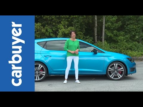 SEAT Leon Cupra hot hatch review – Carbuyer